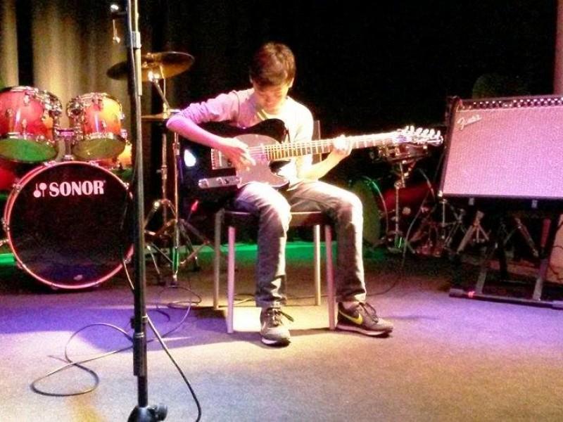 Voorspeelavond Sound Academy Maastricht